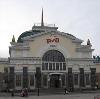 Железнодорожные вокзалы в Береговом