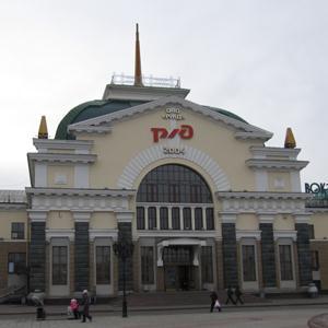 Железнодорожные вокзалы Берегового